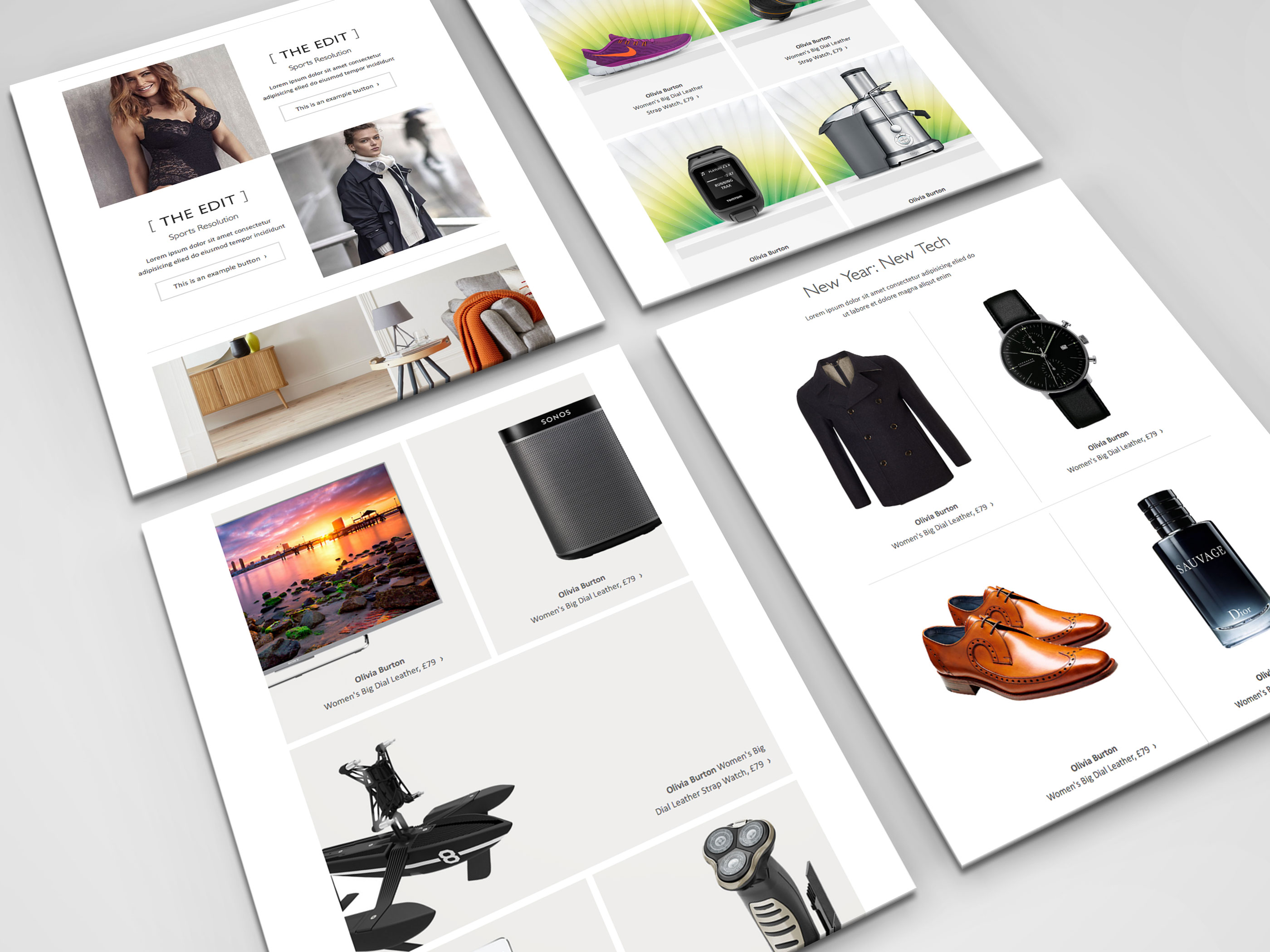 John lewis re design for John lewis design service