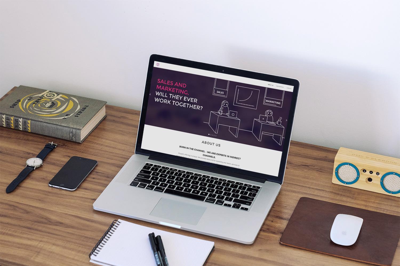 Propel-it Website Design | Joao Ferreira Freelance Designer