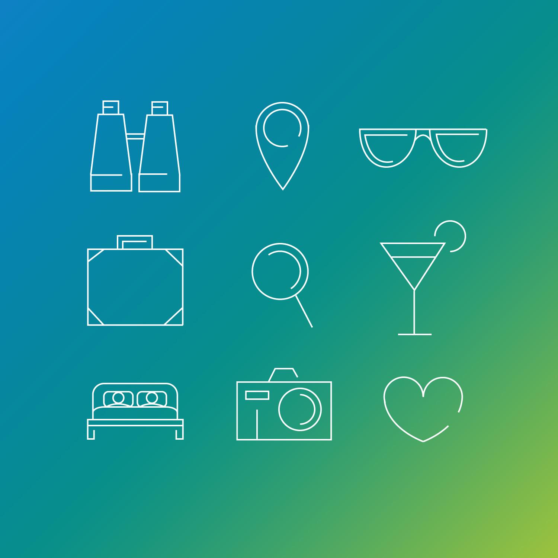 uTravel App UI Design | Joao Ferreira Freelance Designer